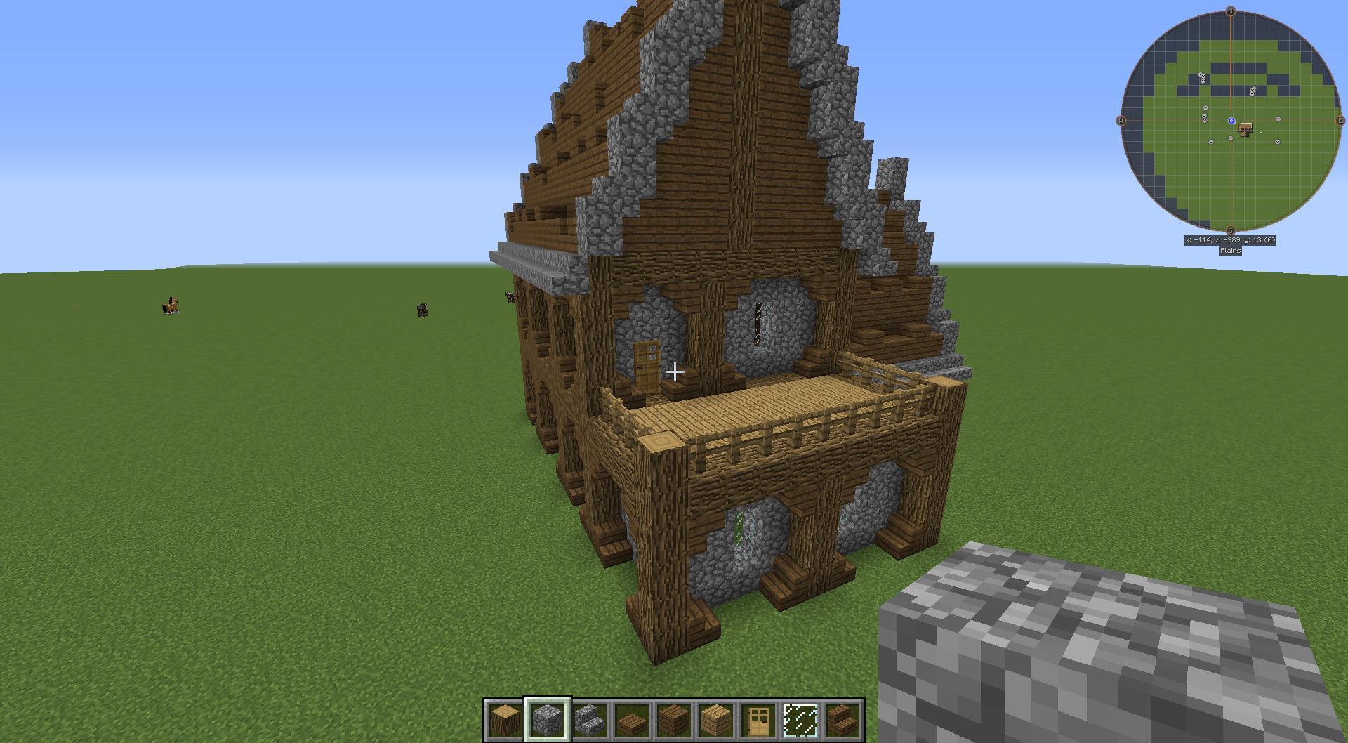 How To Build Kleines Mittelalterliches Haus Screenshots MyFTB - Minecraft hauser zum nachbauen fur anfanger
