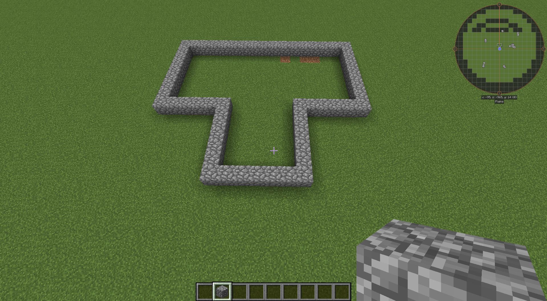How To Build Kleines Mittelalterliches Haus Screenshots MyFTB - Minecraft hauser schritt fur schritt
