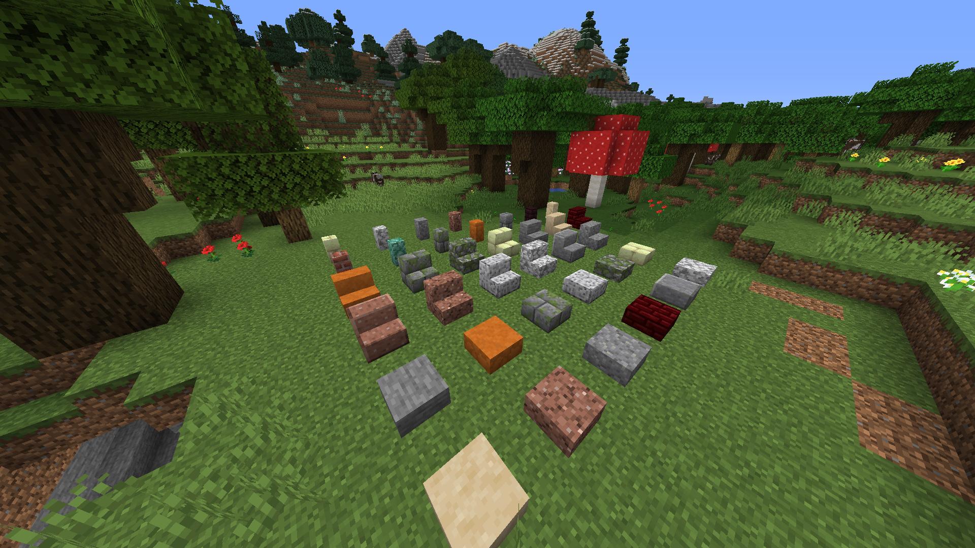 minecraft gerüst